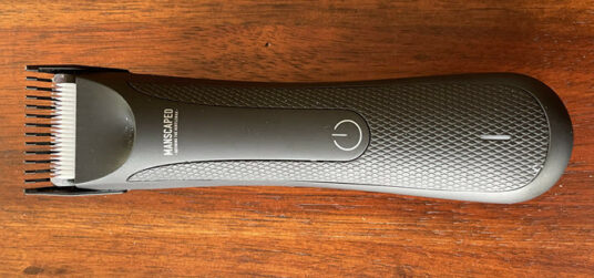 Manscaped The Lawner 3.0 grooming clipper